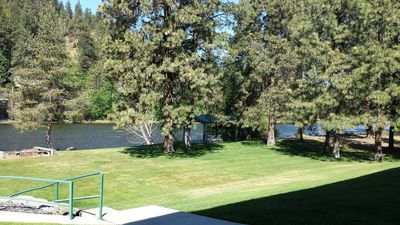 Photo for Quiet Condo Along the River located about 4 miles East of Leavenworth.