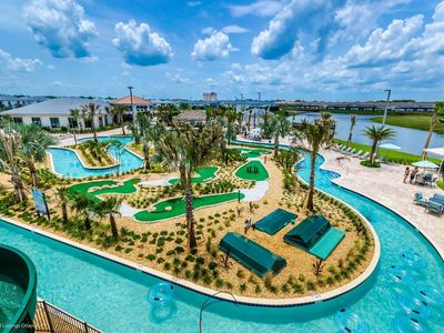 Photo for ❤️️⭐Lowest rates through Spring!! - Florida Disney Waterpark Vacation Rental⭐❤️️