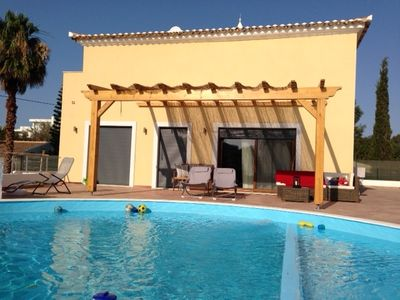 Photo for LUXURY VILLA WITH PRIVATE POOL AND BOAT FREE - BEACH AND GOLF