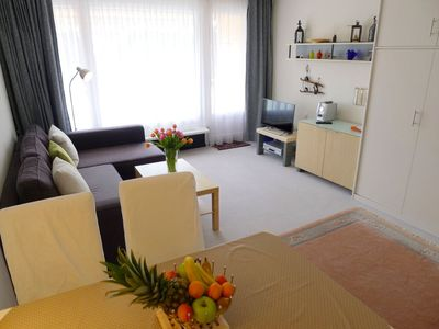 Photo for Apartment in the center of Arosa with Lift, Parking, Internet, Washing machine (52501)