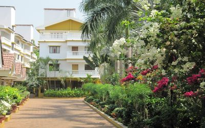 Photo for 1BR Apartment Vacation Rental in Betalbatim, South Goa