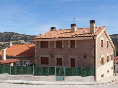 Photo for Self catering Fuenteazul II for 12 people