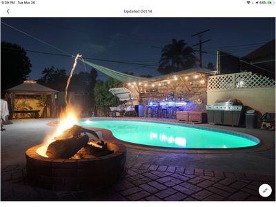Photo for HOLLYWOOD STUDIO W/LOFT & SWIMING POOL WITH CAR OPTION !!!