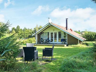 Photo for Cozy Holiday Home In Strandby With Beach Nearby