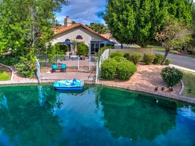 Lakefront living right in your backyard.
