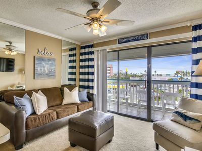 Photo for Casa Del Mar 319-Welcome Aboard - fantastic views from this updated condo!