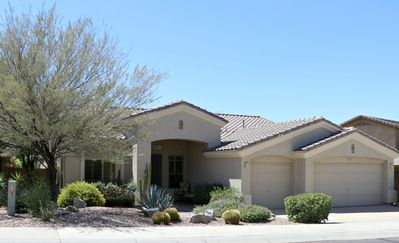 Photo for 3 Bed, 2 bath Home in N Scottsdale - Near Golf, Shopping & Dining