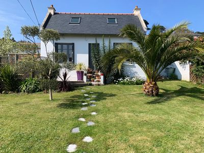Photo for Charming 3 * house with enclosed garden terrace PERROS-GUIREC