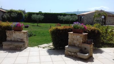 Photo for Casale Pietrantica, the relaxation of a holiday, completely immersed in nature
