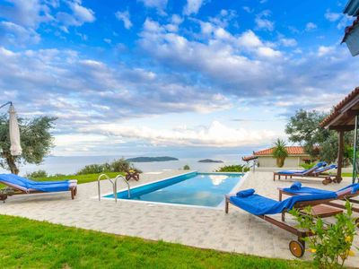 Photo for Villa Vista with Amazing Sea Views