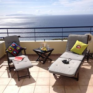 Photo for Penthouse Apartment With Spectacular Views Of Ocean And Islands, Canico, Madeira
