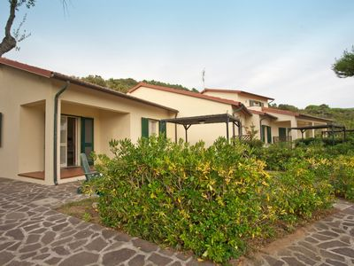 Photo for Small complex of apartments in a green area, near Procchio and Marina di Campo