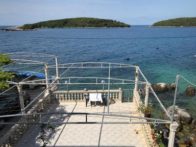 Photo for Studio flat near beach Molunat (Dubrovnik)