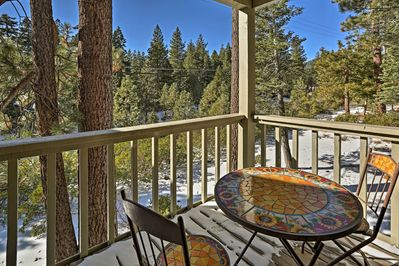 Experience the best of Lake Tahoe from this vacation rental condo!