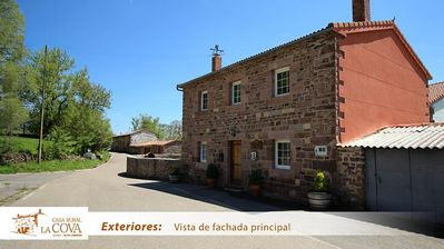 Photo for Rural house La Cova for 12 people
