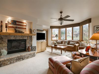 Photo for Want Views? Ski-in/Out 3BR in Base Area next to Gondola/Pool/6HTs & Restaurants