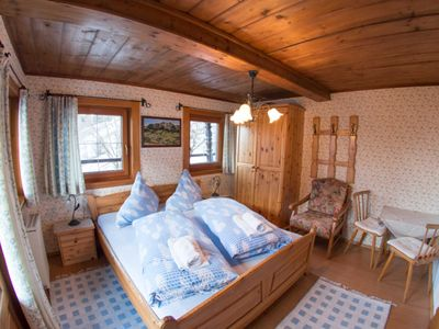 Photo for Double room 1 (1-2 persons) - Farm Moserhäusl