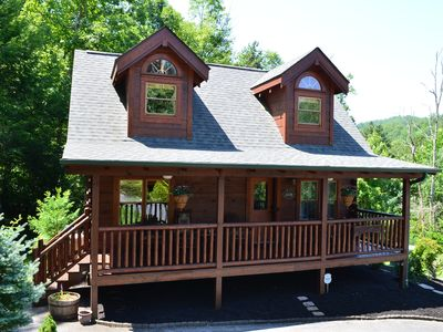 Photo for Little Smokey Place Cabin