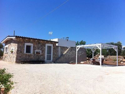 Photo for Vacation home Trullo Rifugio in Ugento - 4 persons, 1 bedrooms