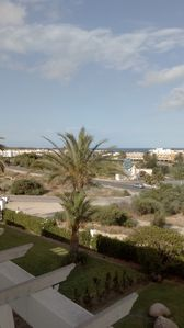 Photo for Vera playa, 2 bedroom apartment with terrace, A / C and pool Nº26