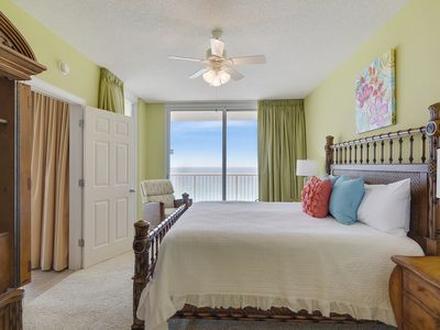 Photo for Spacious and SANITIZED corner condo at the Majestic Beach Resort!