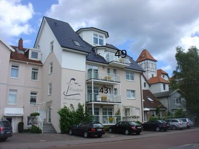 Photo for Apartment 43 - Ostseehaus Dreesen House Brunhild beach road 109