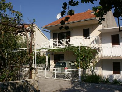 Photo for Apartment in Seget Vranjica (Trogir), capacity 2+3