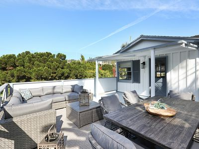 Photo for Laguna Beach Village Cottage, Perfect Location Easy Walk to Beach,Seaside Dining