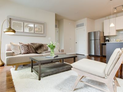 Photo for STAY LOCAL IN INMAN PARK - MID-CENTURY 2 BEDROOM