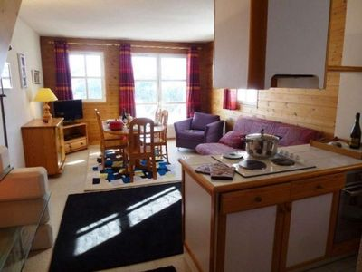 Photo for Apartment Flaine, 2 bedrooms, 10 persons