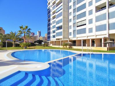 Photo for Gemelos 26 T16 - Apartment for 4 people in Benidorm