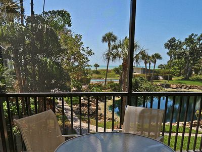 Photo for Beautifully Remodeled, Two Bedroom, Gulf View Condo - Sand Pointe 211
