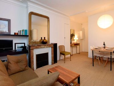 Photo for 109175 - Lovely apartment for 3 people at the feet of Montmartre.
