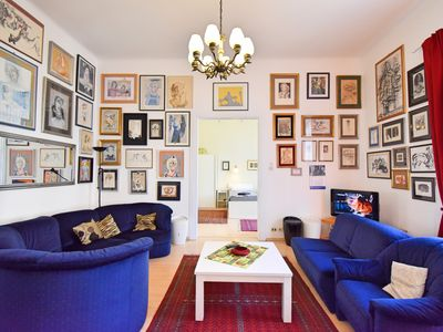 Photo for Art Luxury & high ceiling 160m2 apartment