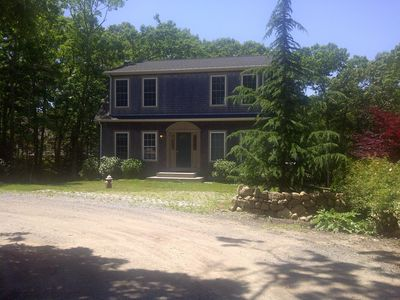 Photo for 4BR House Vacation Rental in Tisbury, Massachusetts