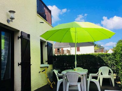 Photo for 2BR Apartment Vacation Rental in MERVILLE FRANCEVILLE PLAGE