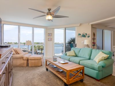 Photo for SeaSpray Perdido Key  Unit 313 2Bedroom Riverside