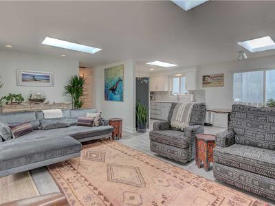 Photo for Exotic Modern Style in this Beautifully Detailed Single-Level One Block from Neskowin Beach!