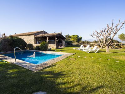 Photo for Villa Can Vidal for 16 guests, in the heart of Barcelona's cava country! Catalunya Casas