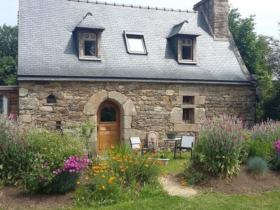 Photo for 1BR House Vacation Rental in Tréduder, Bretagne