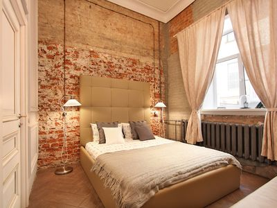 Photo for Classic apartment near the Hermitage!