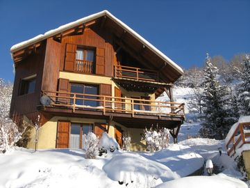 Serre Chevalier 1350, Saint-Chaffrey, France