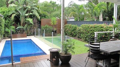 Photo for Manly Beach Holiday House with Pool