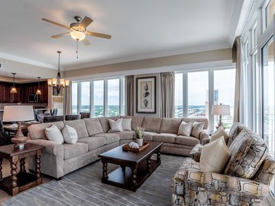 Photo for Beautifully Decorated 4BR at the all NEW Phoenix Gulf Shores!! Beachfront!