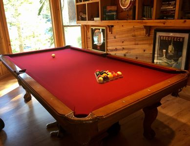 Olehausen Pool Table