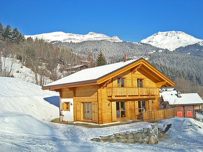 Photo for Vacation home Bredius  in Crans - Montana, Valais - 6 persons, 3 bedrooms