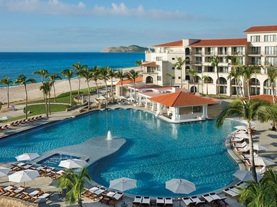 Photo for Hard to find NEW YEARS week in the Corner Royal 2 Bedroom Suite@Dreams Los Cabos