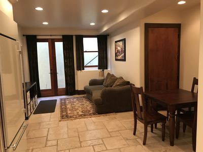 Photo for Apartment in basement.  Perfect location!