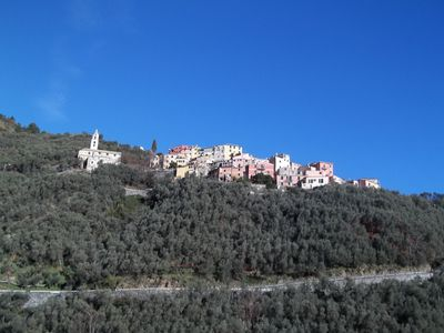 Photo for daisy house in ancient Ligurian country at the gates of the 5 lands