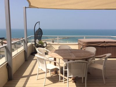 Photo for Incredible Penthouse Sea View Tel Aviv